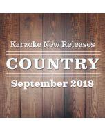 BKD Album COUNTRY Sept.2018