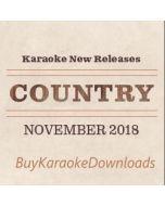 BKD Album COUNTRY November.2018